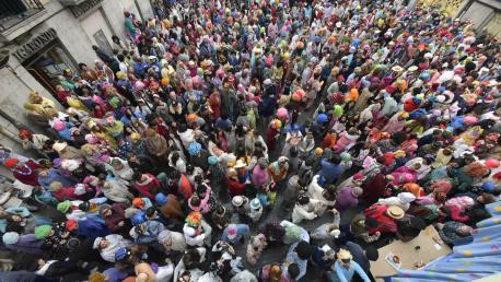 Los carnavales más multitudinarios y participativos de los últimos años