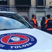 Protección Civil de Tolosa tiene nuevo vehículo