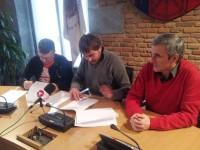 Acuerdo del Ayuntamiento y Galtzaundi para 4 años