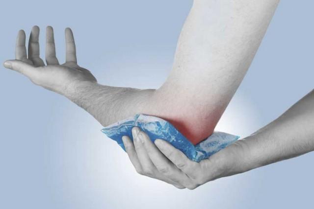 Tratamiento lesiones: ¿Cuándo hay que aplicar frío?