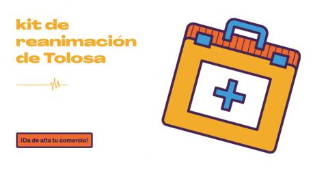 El Ayuntamiento lanza la campaña SuspertuTolosa para la reactivación socio-económica y cultural del municipio